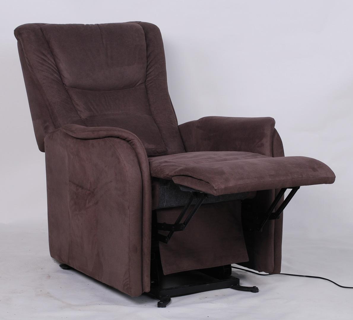 Fauteuil de relaxation microfibre lectrique releveur avec Fauteuil de bureau position relaxation