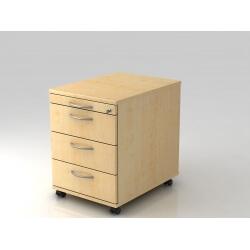 Caisson de bureau contemporain 3 tiroirs Londonien