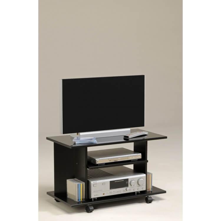 Meuble TV mobile POPPY