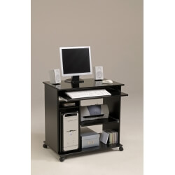 Bureau informatique mobile POPPY