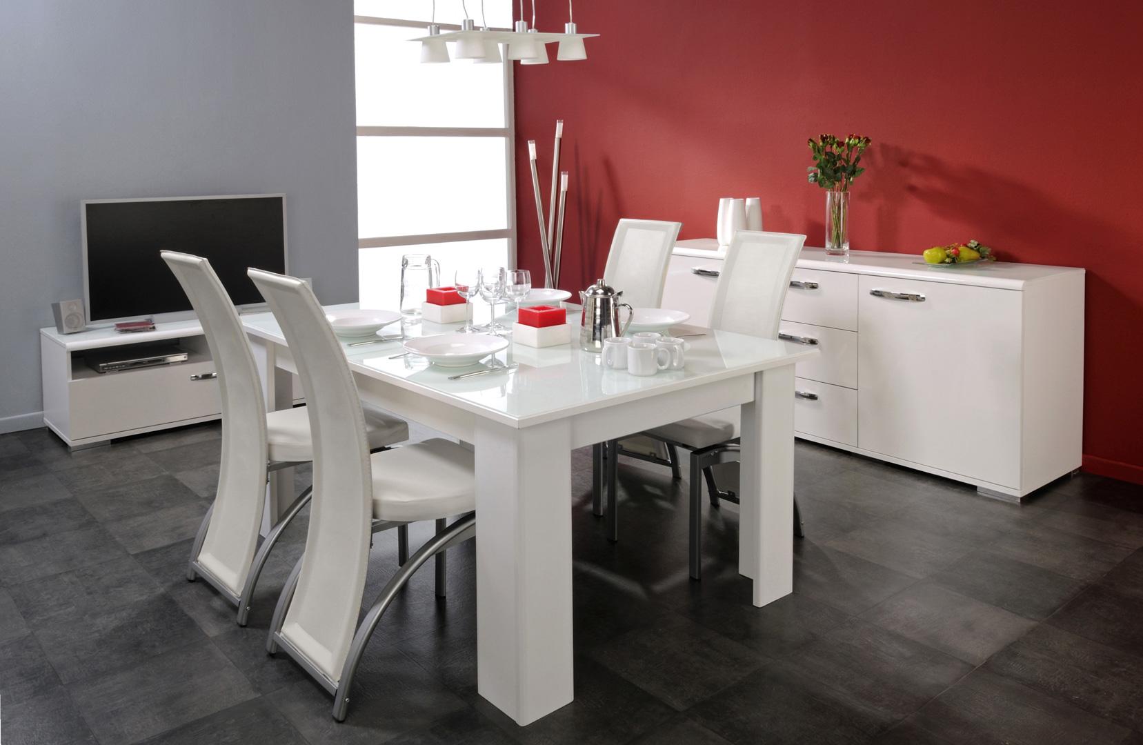 chaises de salle manger icy 2 lot de 4. Black Bedroom Furniture Sets. Home Design Ideas