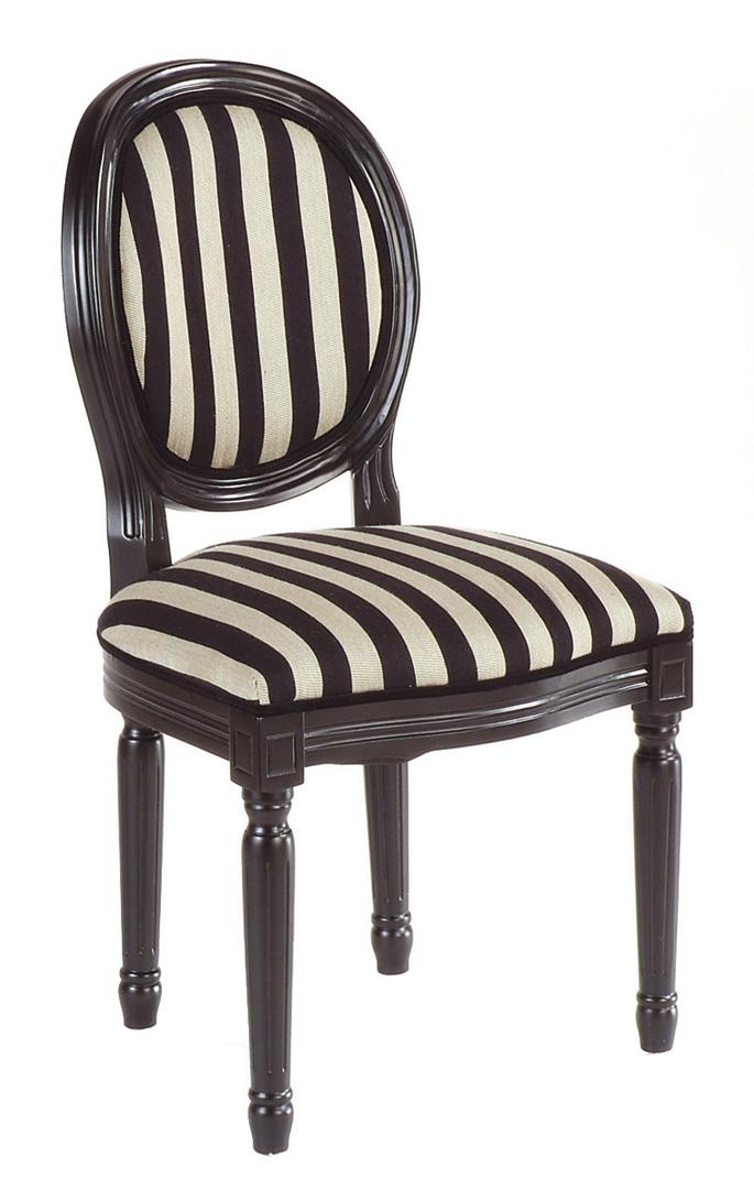 Chaise de salle à manger (lot de 2) LOUIS II