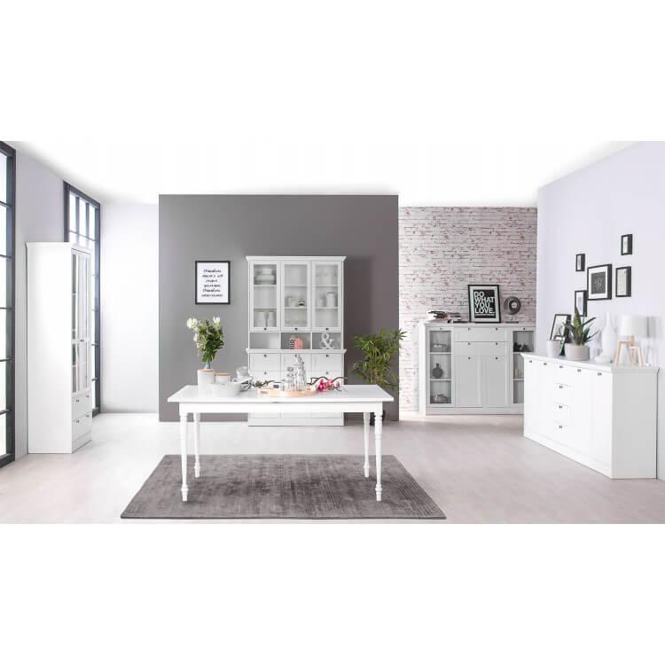meuble de rangement contemporain coloris blanc natural matelpro. Black Bedroom Furniture Sets. Home Design Ideas