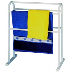 Porte-serviettes en métal GAEL