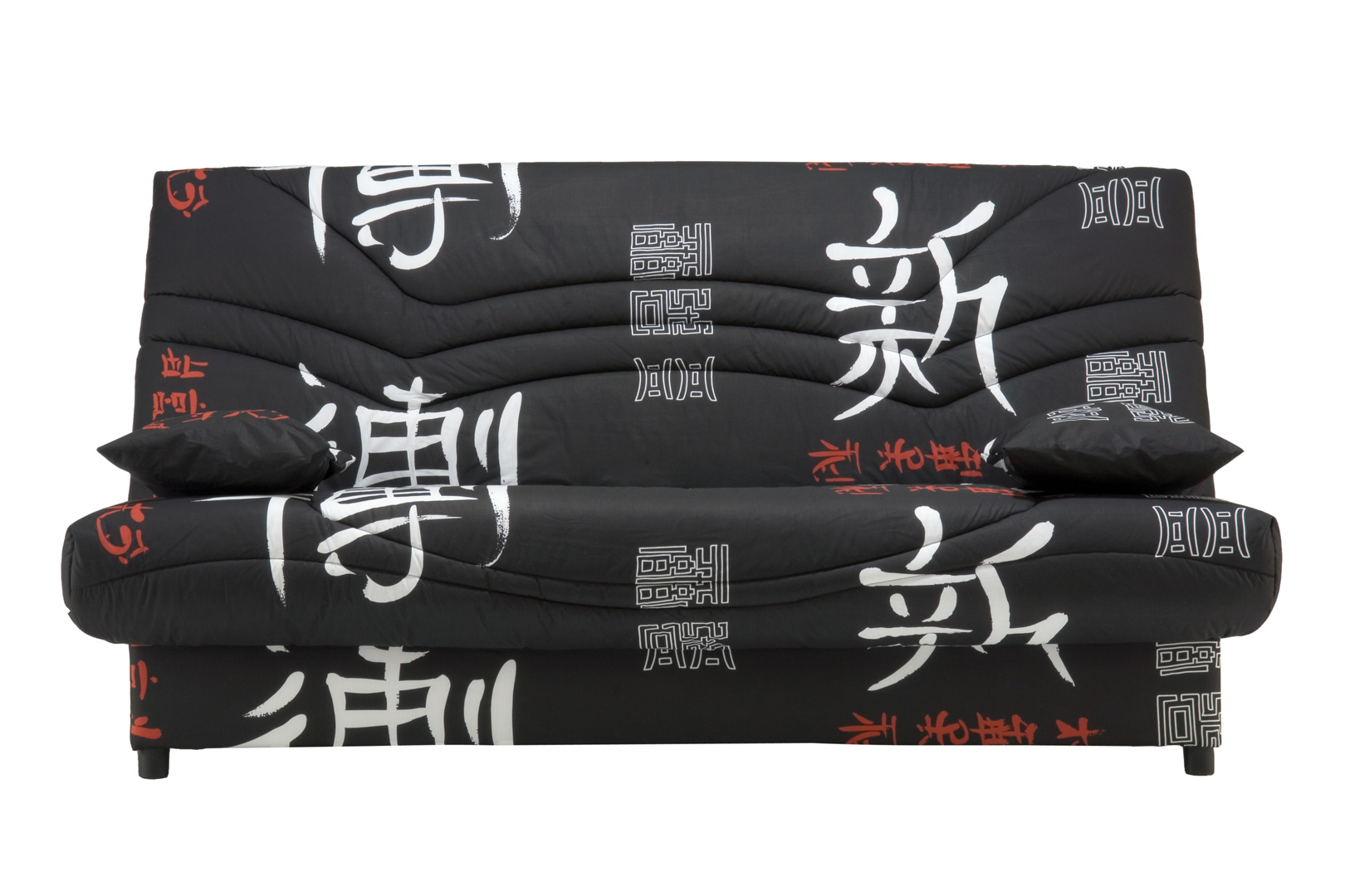 Clic-clac contemporain imprimé motif chinois Java