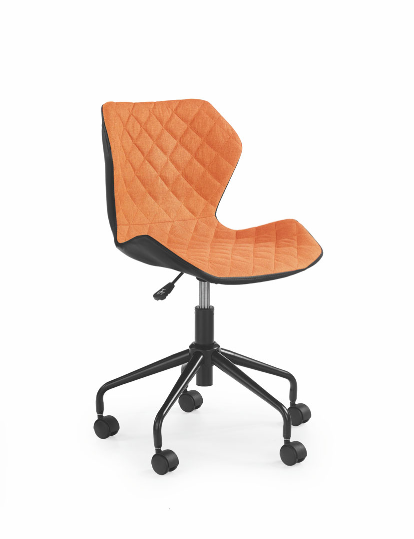 Bureau De Design Cadix En Tissu Orange Enfant Chaise eH2bIYEW9D