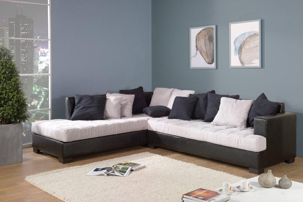 Canapé d'angle GENOA3-Angle à gauche