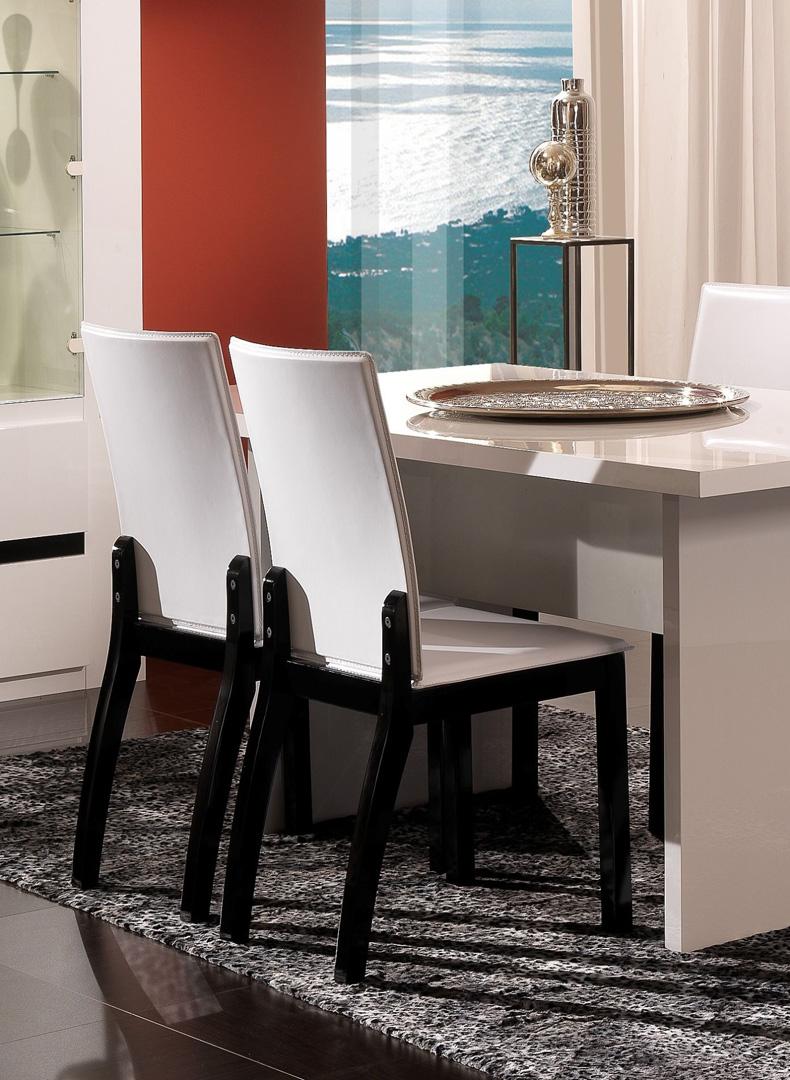 Chaise de salle à manger CARLA (lot de 2)