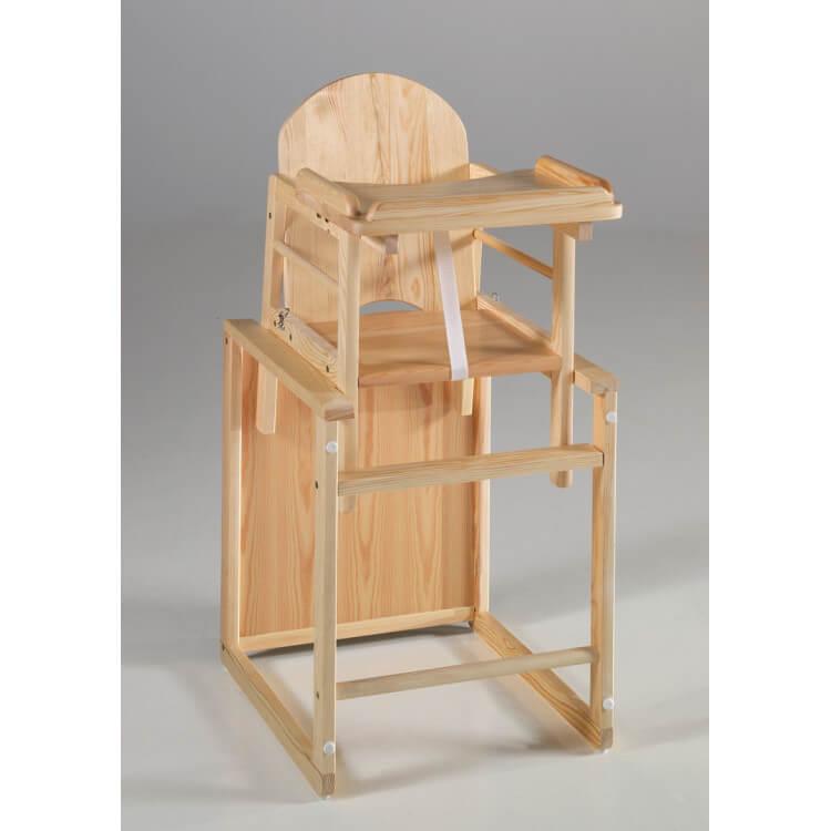 Chaise haute NOUGAT