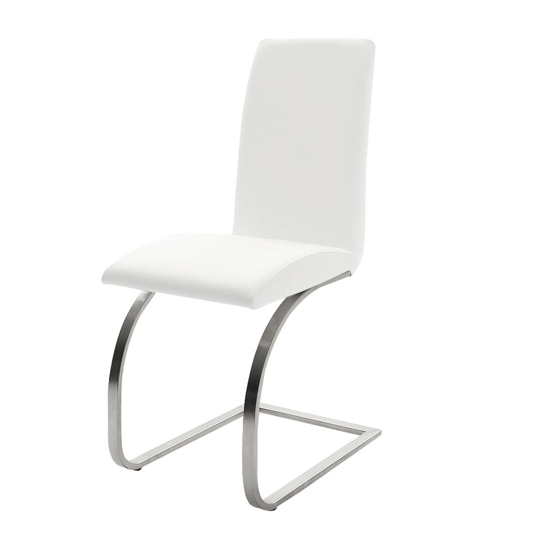 Chaise de salle à manger design en PU (lot de 2) Mallaury