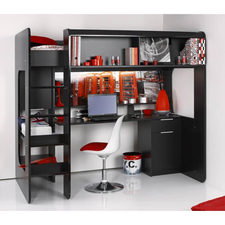 Lit mezzanine STUDIO