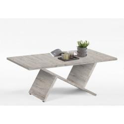 Table basse design chêne sable Ariana