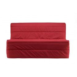 Banquette BZ MONA rouge 140 x 190 cm