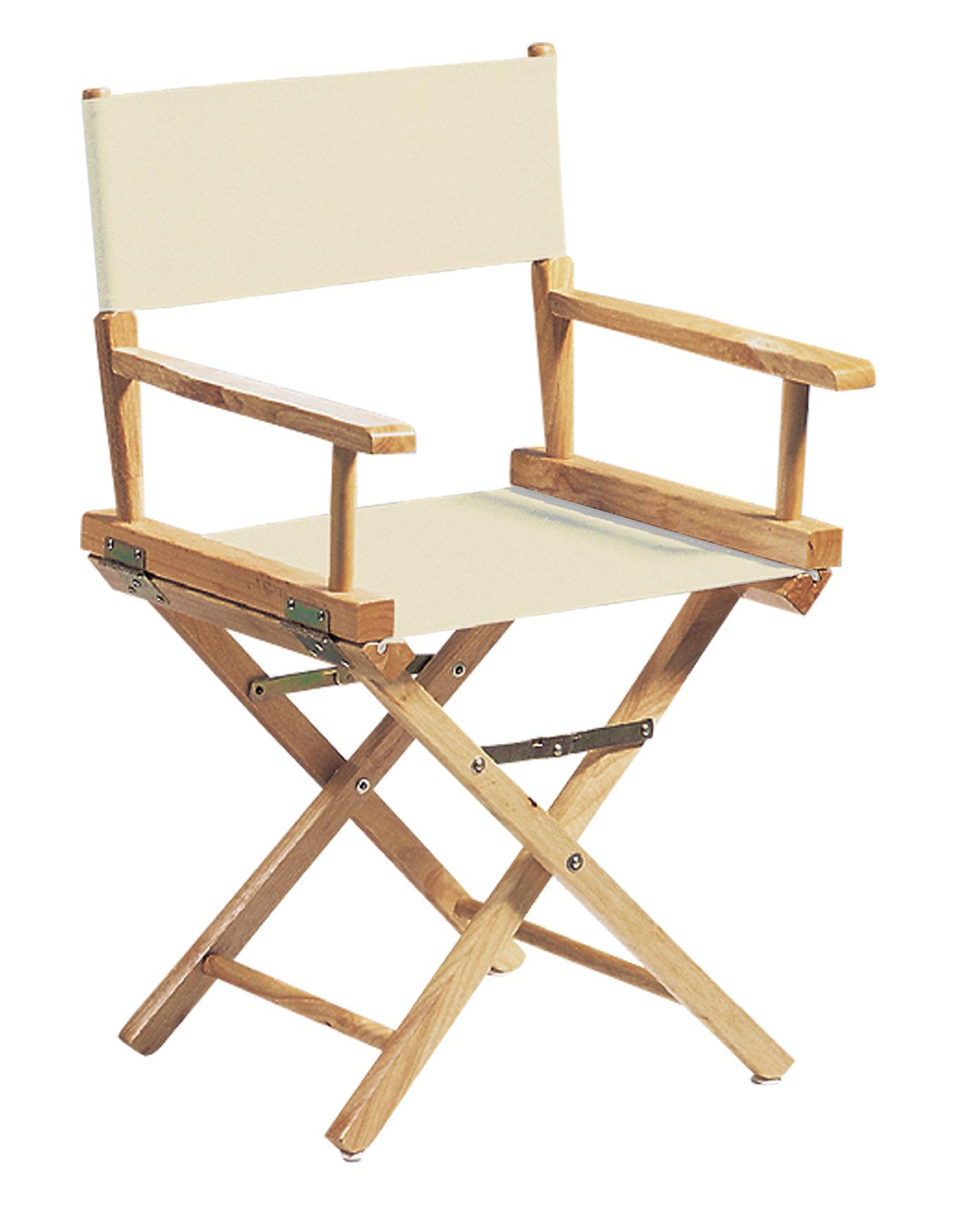 Chaise pliante enfant PRODUCTEUR -Ecru