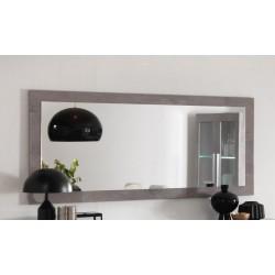 Miroir rectangulaire design laqué marbre 180 cm Clarissa