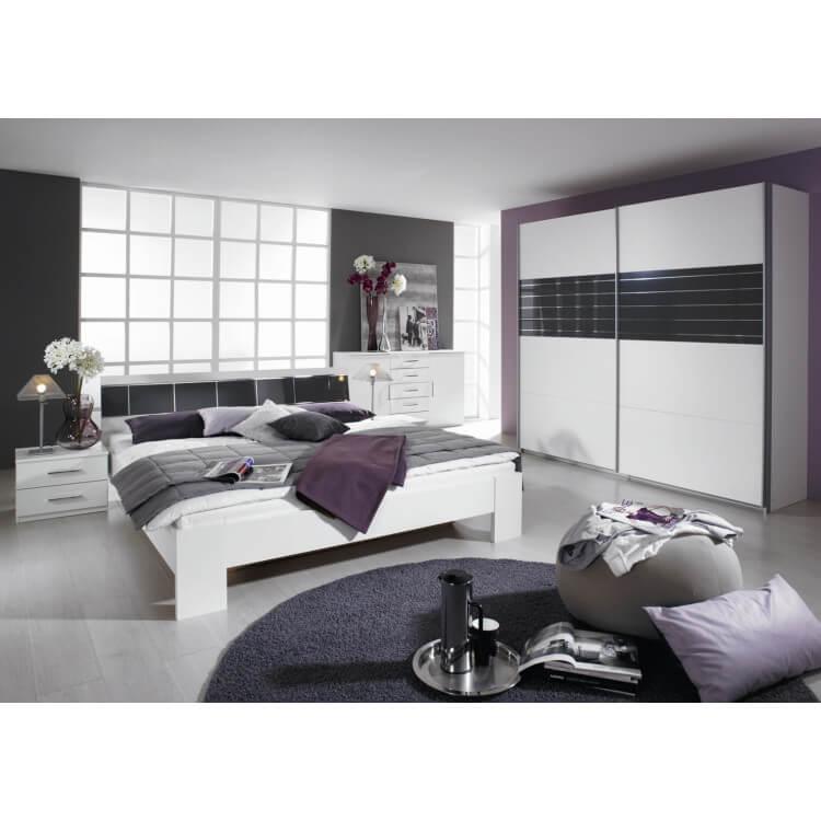 Chambre adulte complète design