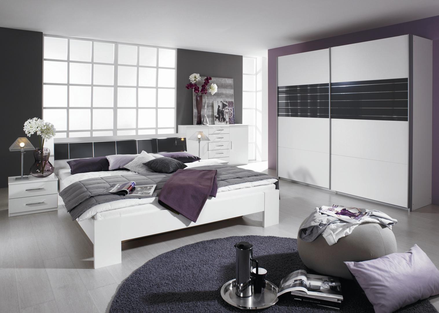 Chambre adulte complète design SLIDE