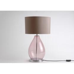 Lampe à poser céramique ROSE