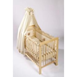 Lit bébé à barreaux contemporain Théo