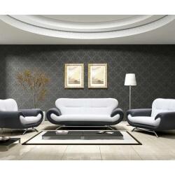 Canapé fixe 3 places ANNE