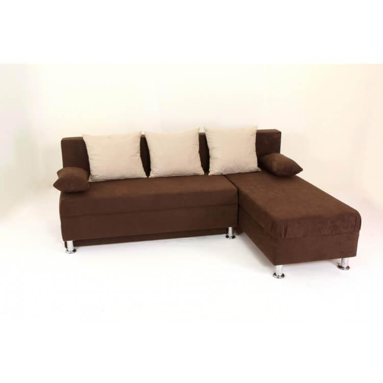 Canapé d'angle convertible SIRIUS
