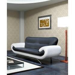Canapé fixe 3 places NINA