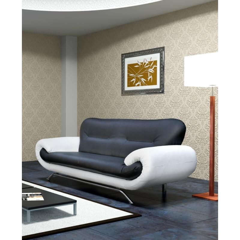 canap fixe 3 places nina matelpro. Black Bedroom Furniture Sets. Home Design Ideas