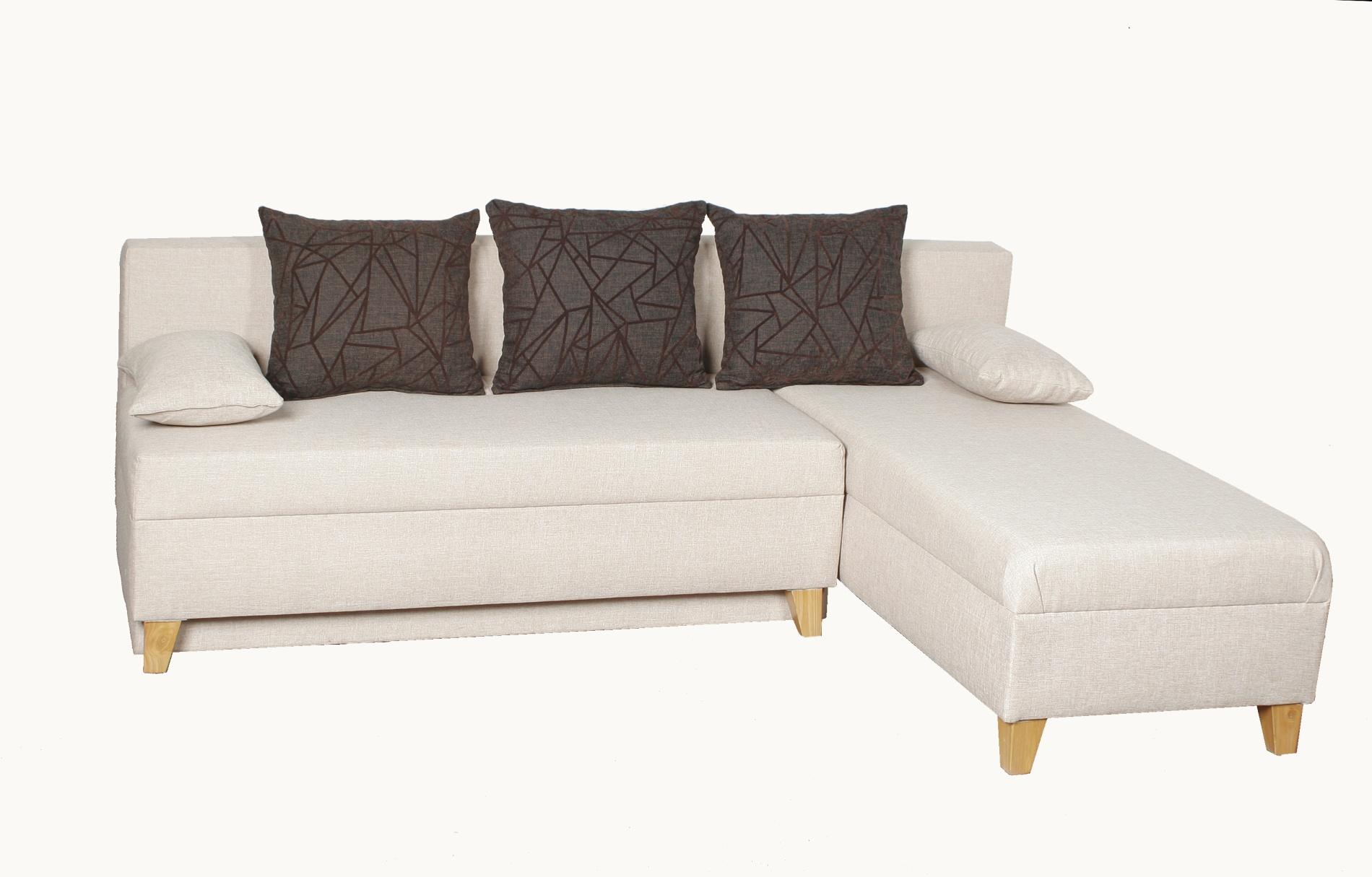 Canapé d'angle convertible réversible TINA
