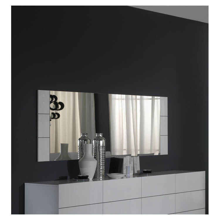 Miroir rectangulaire design FLORIANE