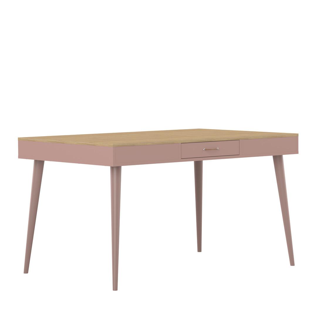 Table de salle à manger rectangulaire Olivio