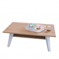 Table basse contemporaine rectangulaire Frida