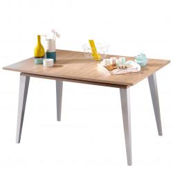 Table de salle à manger contemporaine Frida