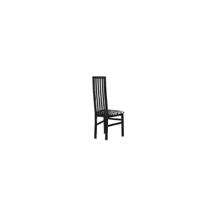 Lot de 2 chaises de salle à manger MAORI