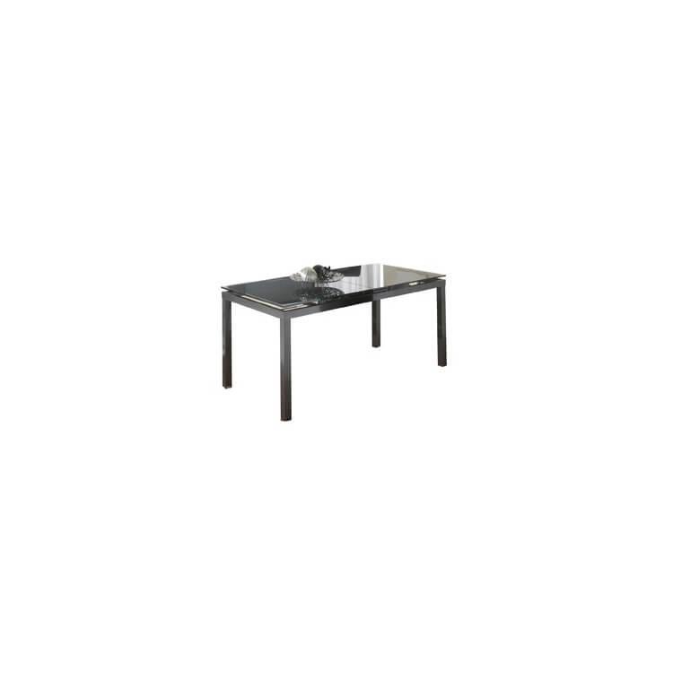 Table de salle à manger avec allonge design