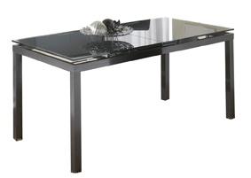 Table de salle à manger avec allonge design STREAMY