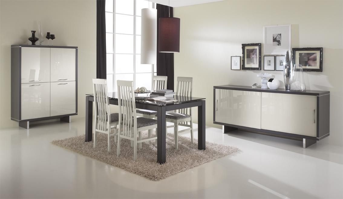 Salle à manger complète design LINEA