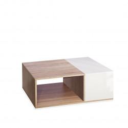 Table basse contemporaine rectangulaire Bizance
