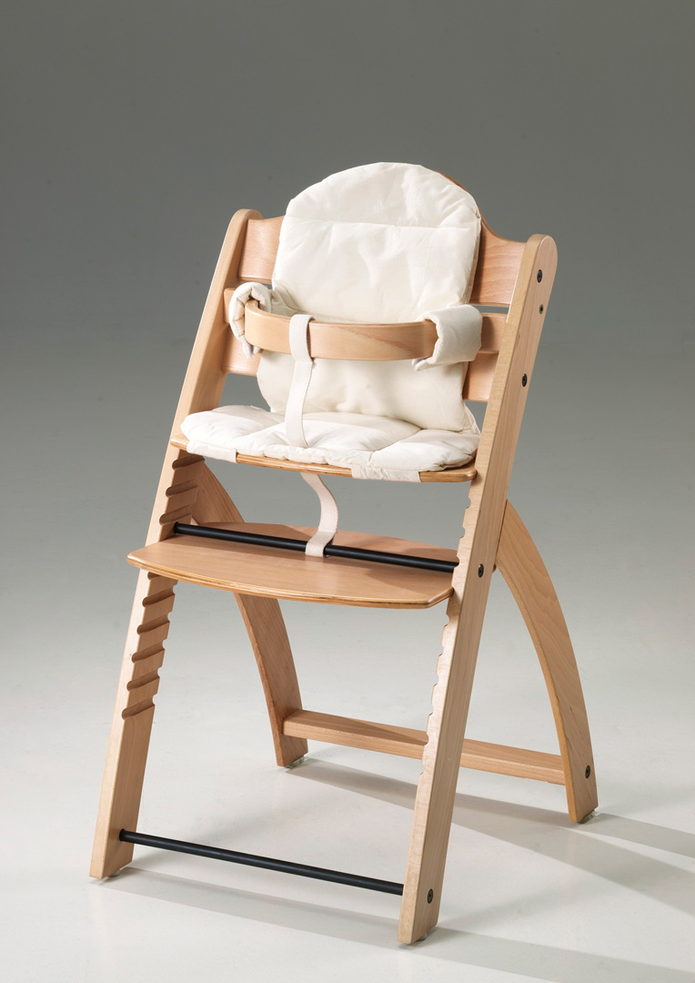 Réducteur de siège pour chaise haute évolutive