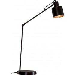 Suspension rustique en métal gris 2 lampes Ø 45 cm Emilie