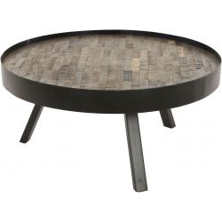 Table Basse Industrielle Matelpro