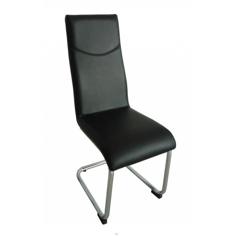 Lot de 4 chaises design YAFFA