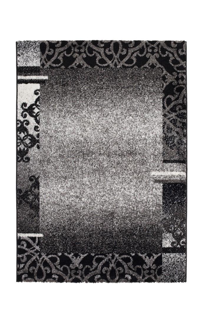 Tapis rectangle contemporain pour salon Bohème