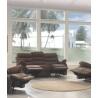 Canapé de relaxation 2 places 2 relax microfibre ARNOLD