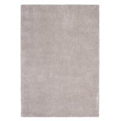 Tapis en polyester doux uni beige pour chambre Hawaii