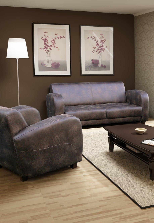 Canapé fixe 3 places RAMI