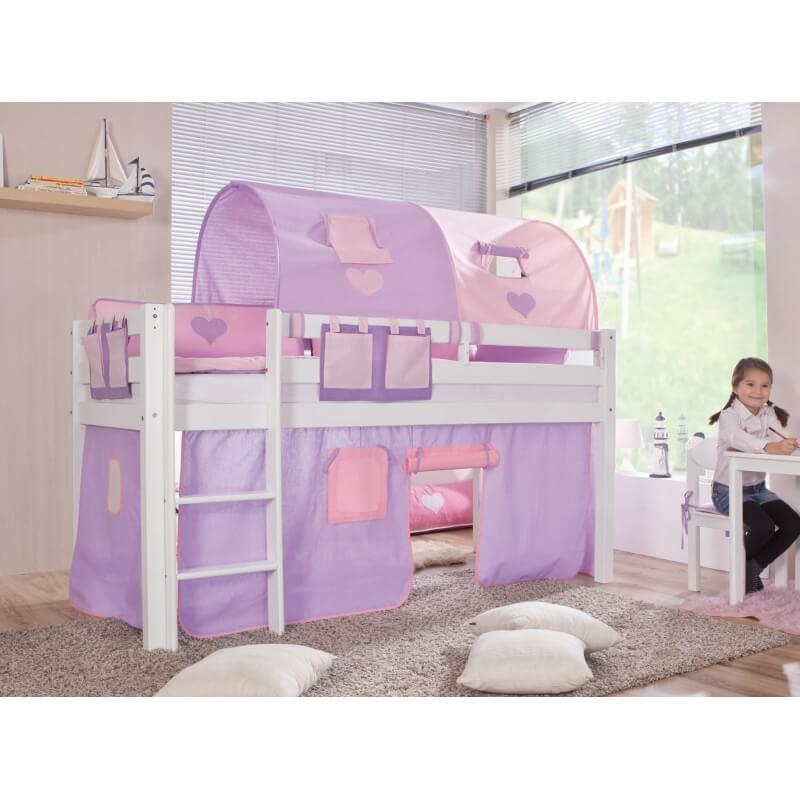 lit sur lev enfant fantaisie matelpro. Black Bedroom Furniture Sets. Home Design Ideas