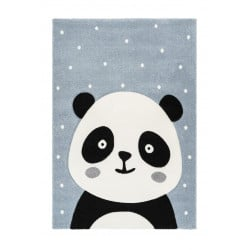 Tapis enfant rectangle effet 3D Juno
