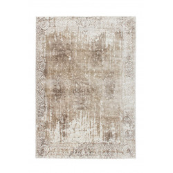 Tapis rectangle en viscose vintage Boutique