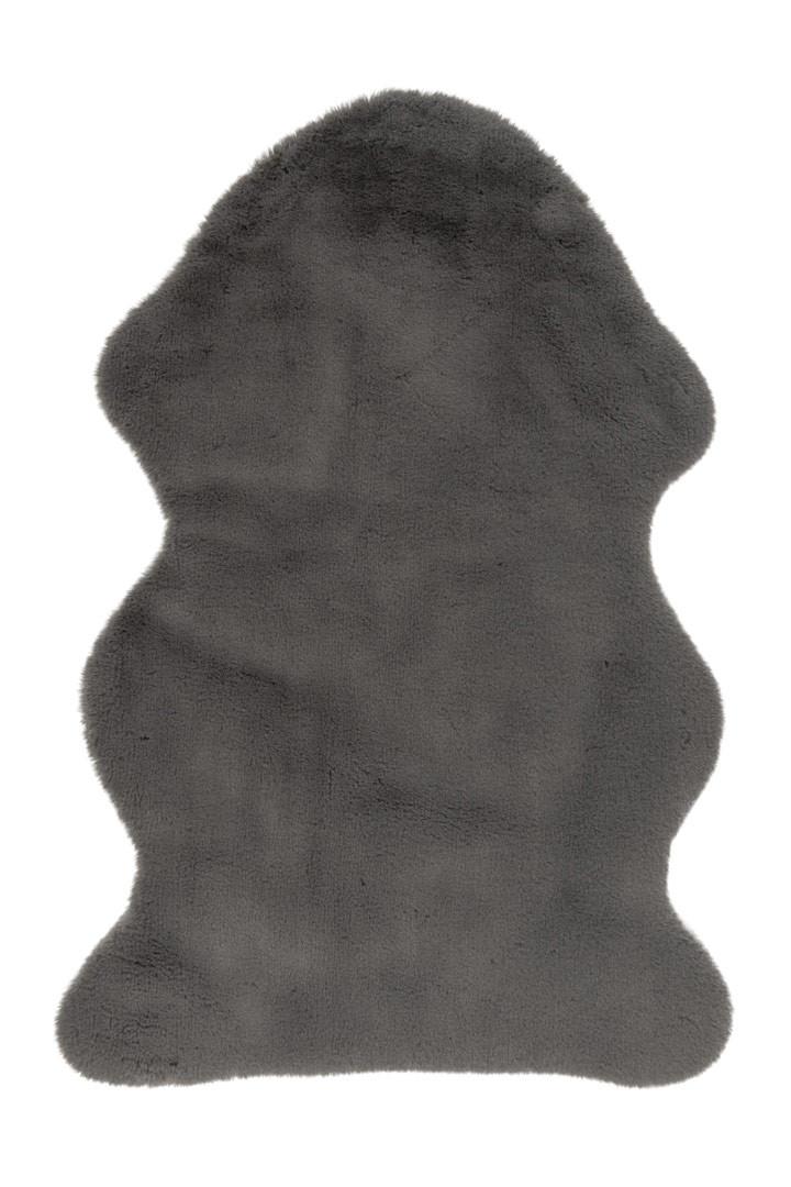 Tapis shaggy en peau de mouton synthétique Cosy