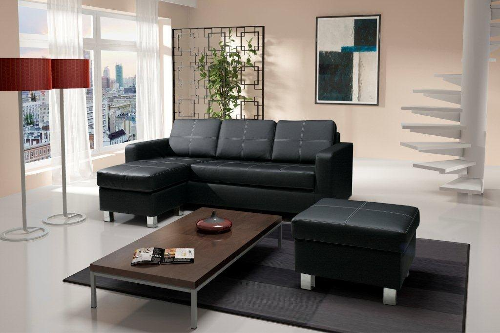 Canapé d'angle réversible design INES